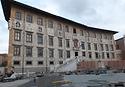 イタリア・ピサ・カヴァリエーリ広場