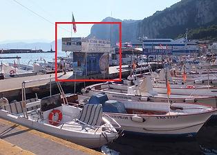 イタリア・カプリ島周遊クルーズ会社