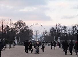 パリ・チュイルリー公園