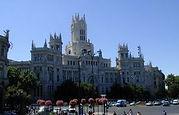 スペイン・マドリードのホテル
