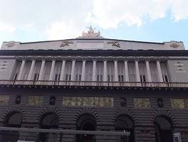 モンペリエ・コメディ広場