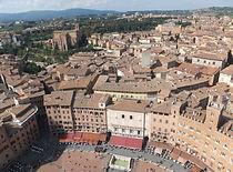 イタリア・シエナ旅行