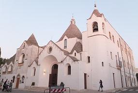 アルベロベッロ・サンタントニオ教会