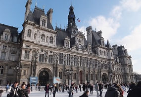 パリ・パリ市庁舎