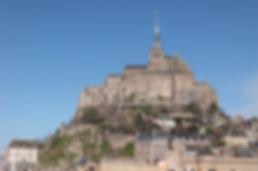 世界遺産・フランス・モン・サン・ミッシェルとその湾