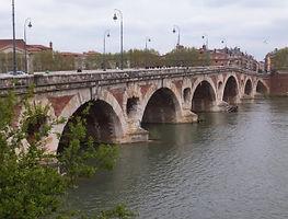 トゥールーズ・ヌフ橋