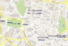 モンペリエ地図
