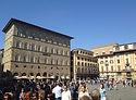 フィレンツェ・シニョリーア広場