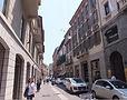 ミラノ・モンテナポレオーネ通り
