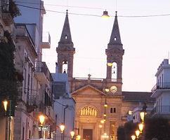 アルベロベッロ・サンティ・メディチ教会