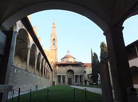 フィレンツェ・サンタ・クローチェ教会附属美術館