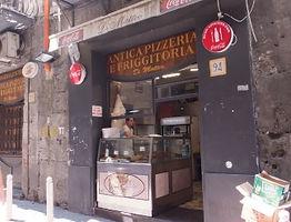 ナポリのピザ屋・ディマテオ