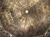サン・ジョヴァンニ洗礼堂のモザイク画