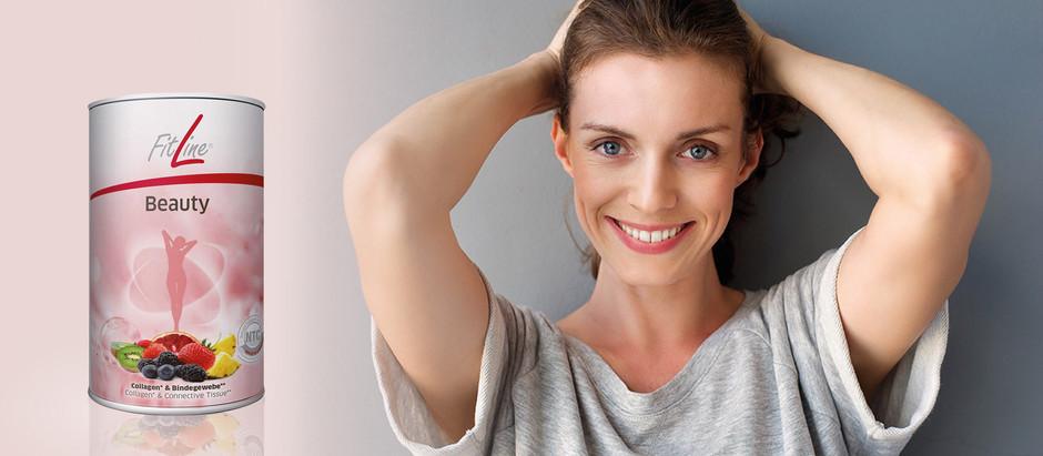 Den nye FitLine Beauty Anti-Aging Boosteren: bli yngre fra innsiden