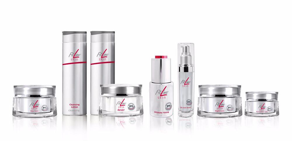 FitLine skin produkter