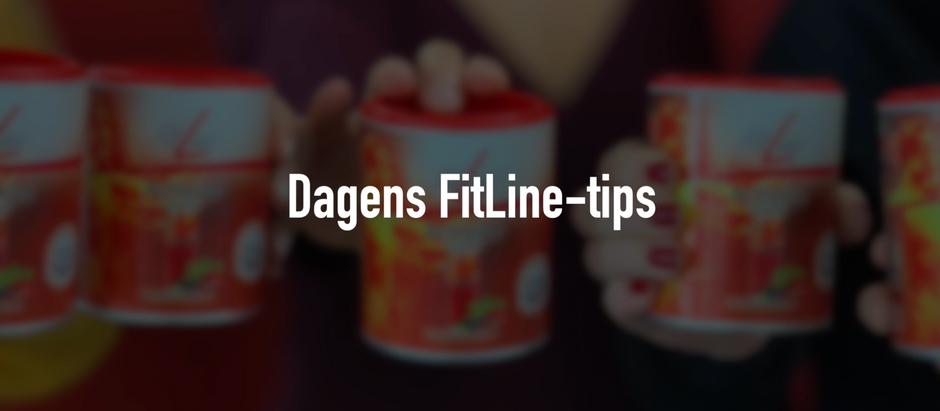 Dagens FitLine-tips med Tor Morten