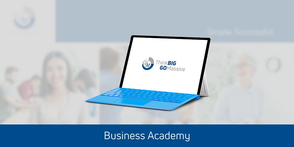 Business Academy- august 2021