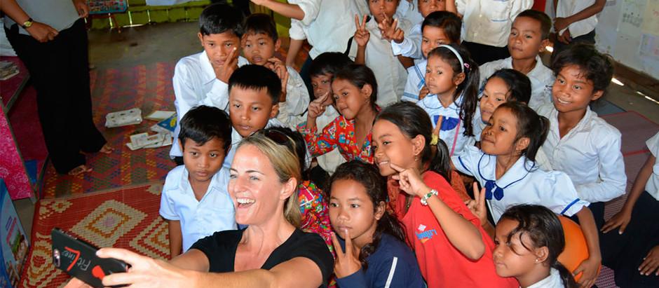 Nytt håp for barn i Kambodsja