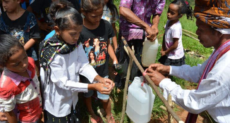 """Indonesia ønsker """"PM We Care"""" velkommen"""