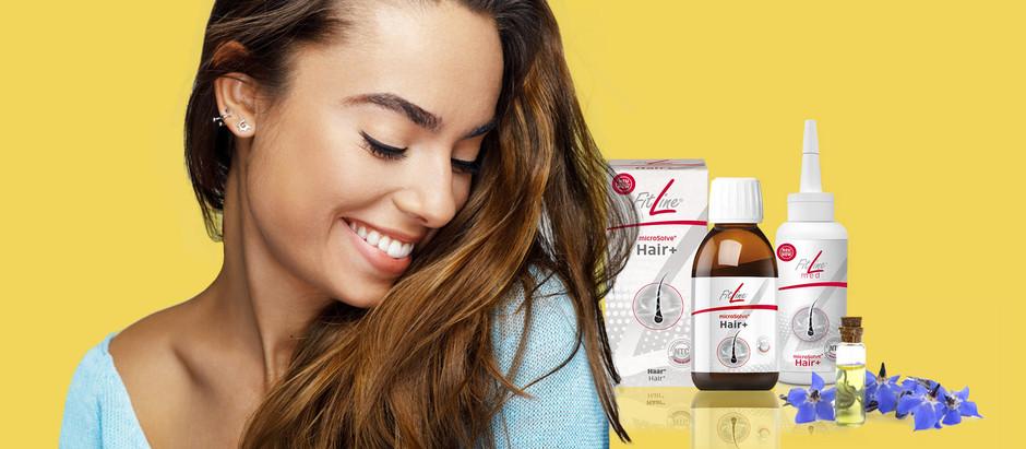 Hvordan FitLine Hair+ fungerer: la oss snakke om håret!