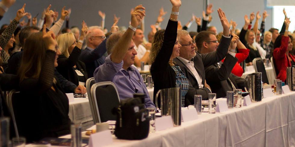 Produkt- og Business Presentation i Oslo
