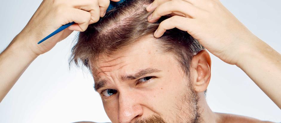 Tre faser av hårvekstsyklus med FitLine Hair+