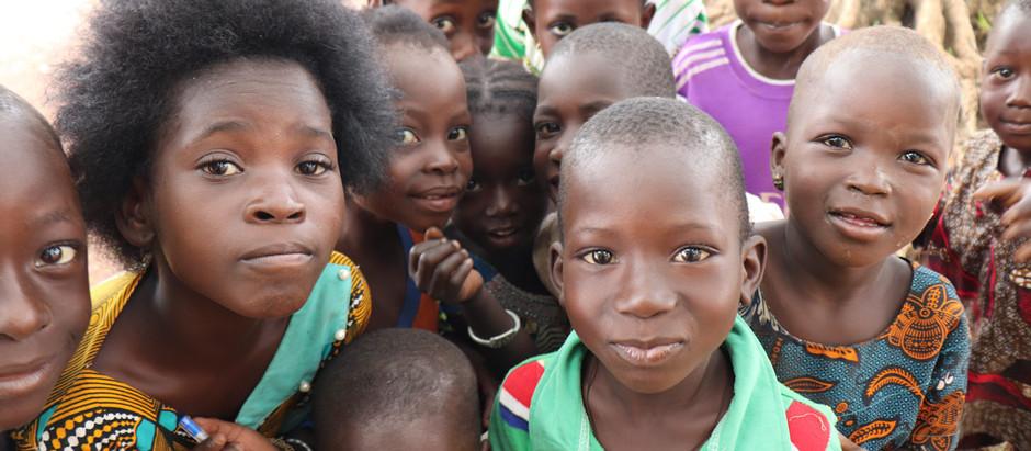 PM We Care støtter livsendrende øyekirurgi i Benin