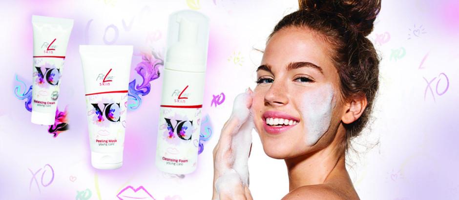 Vær Deg Selv – den nye FitLine Skin-serien som hjelper deg til naturlig vakker utstråling