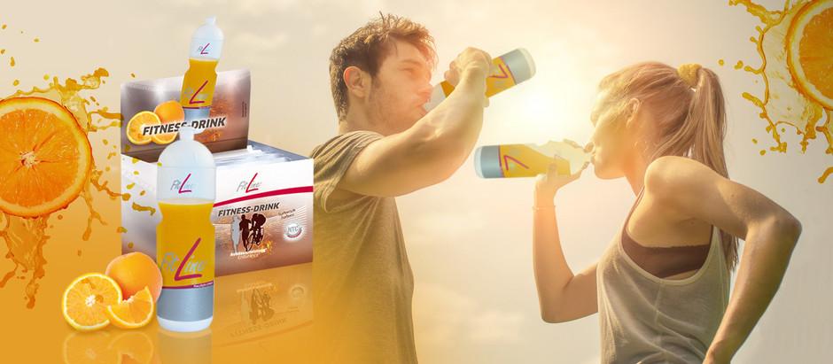 FitLine Fitness-Drink – når utholdenhet er alt