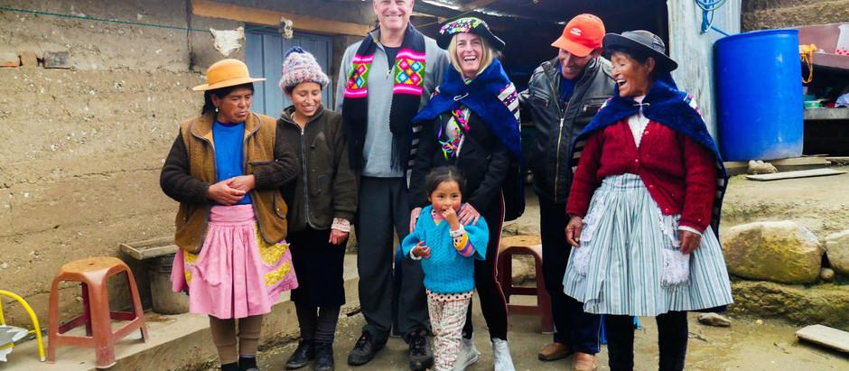 Utdanning er nøkkelen: slik hjelper PM We Care barn i Peru