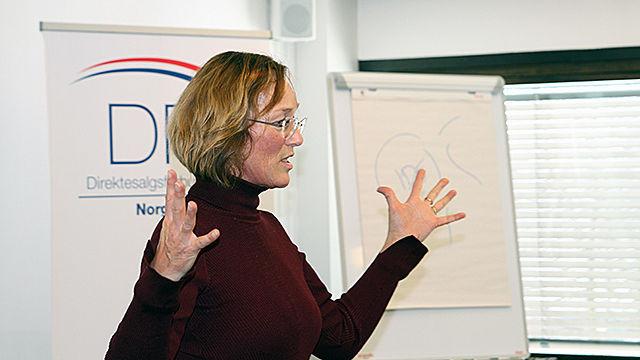 PM-International Inger Sverresson Direktesalgsforbundet