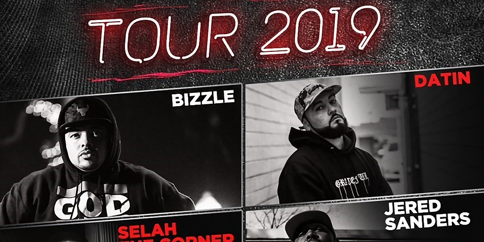 God Over Money Tour 2019