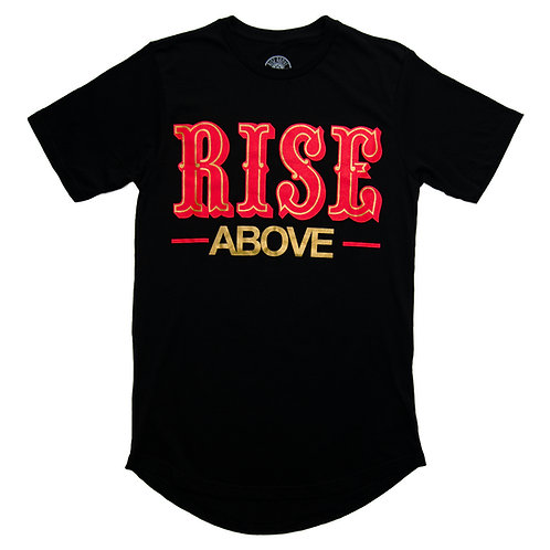 Rise Above Long Tee