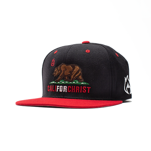 Cali For Christ Snapback
