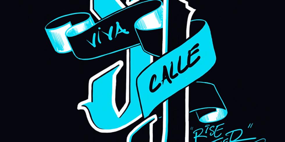 Rise Together Street Mural (Viva Calle SJ)