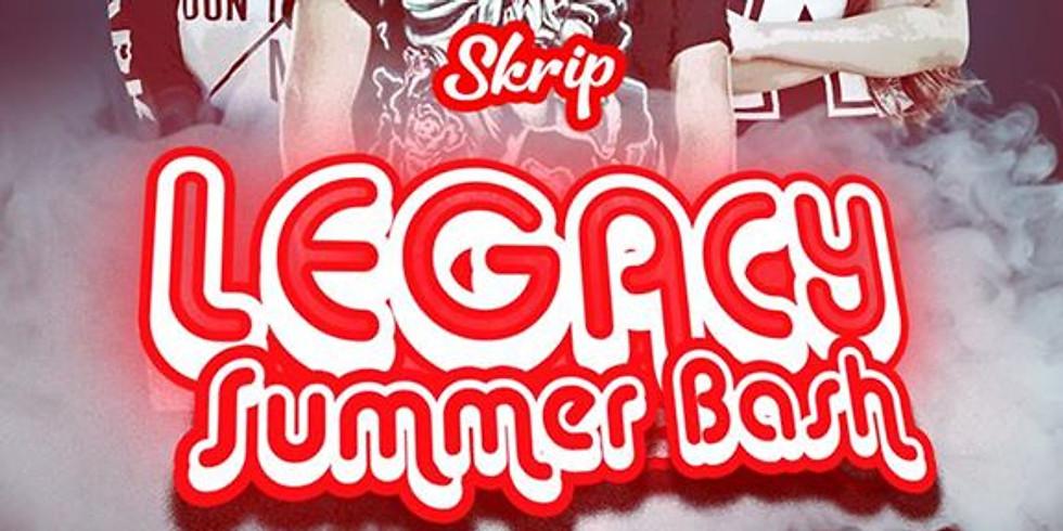 Legacy Bash Featuring Skrip