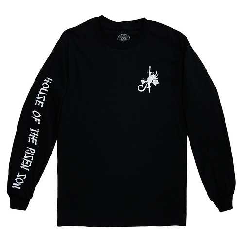 Rise Above Dojo (Black) Long Sleeve