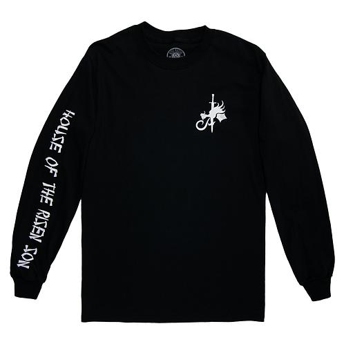 Rise Above Dojo (Black) Long Sleeve