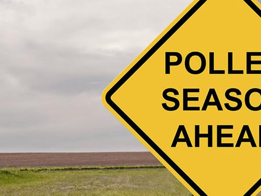 Pollen Season Ahead