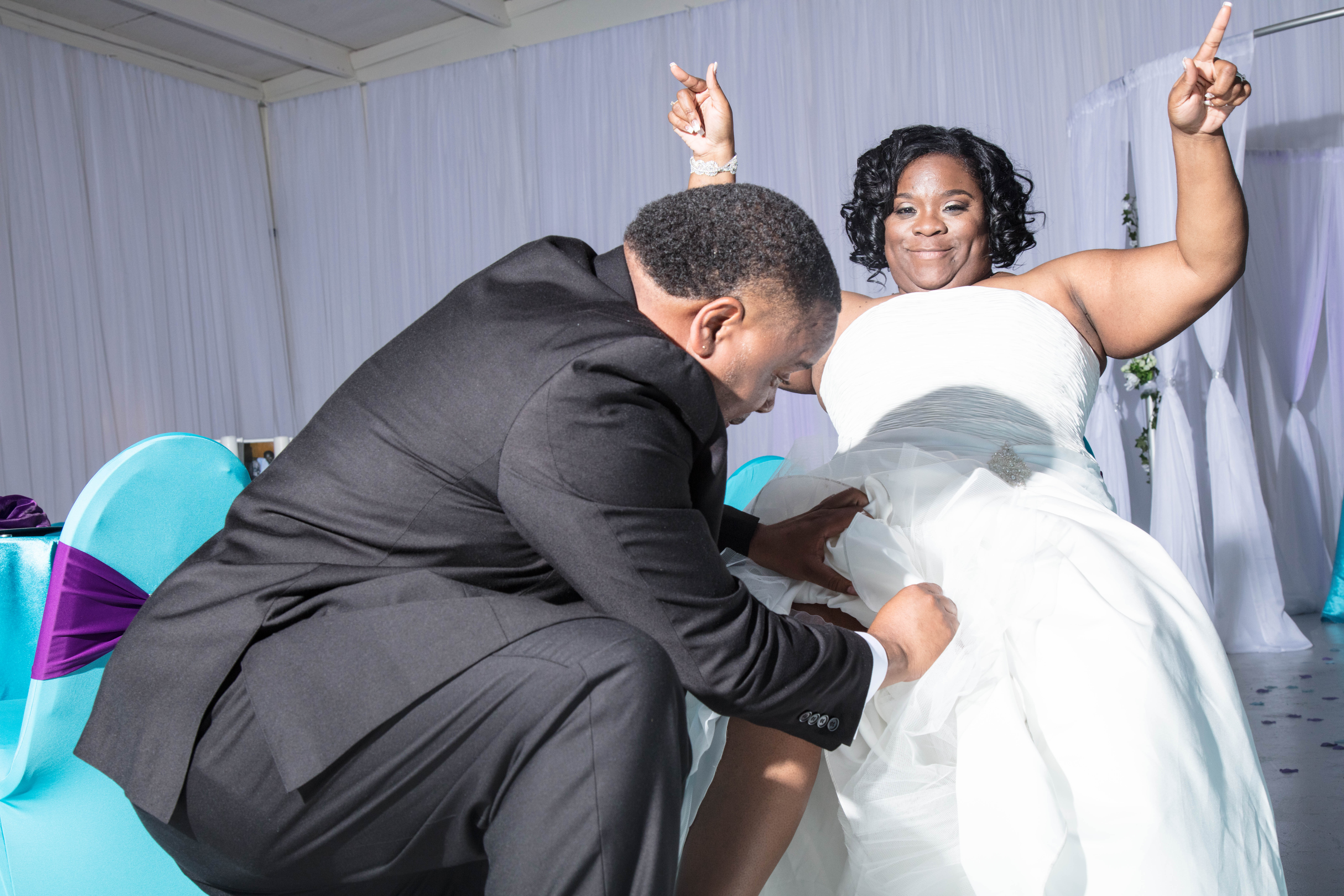 Miller and Yolanda Wilson III Wedding (391)
