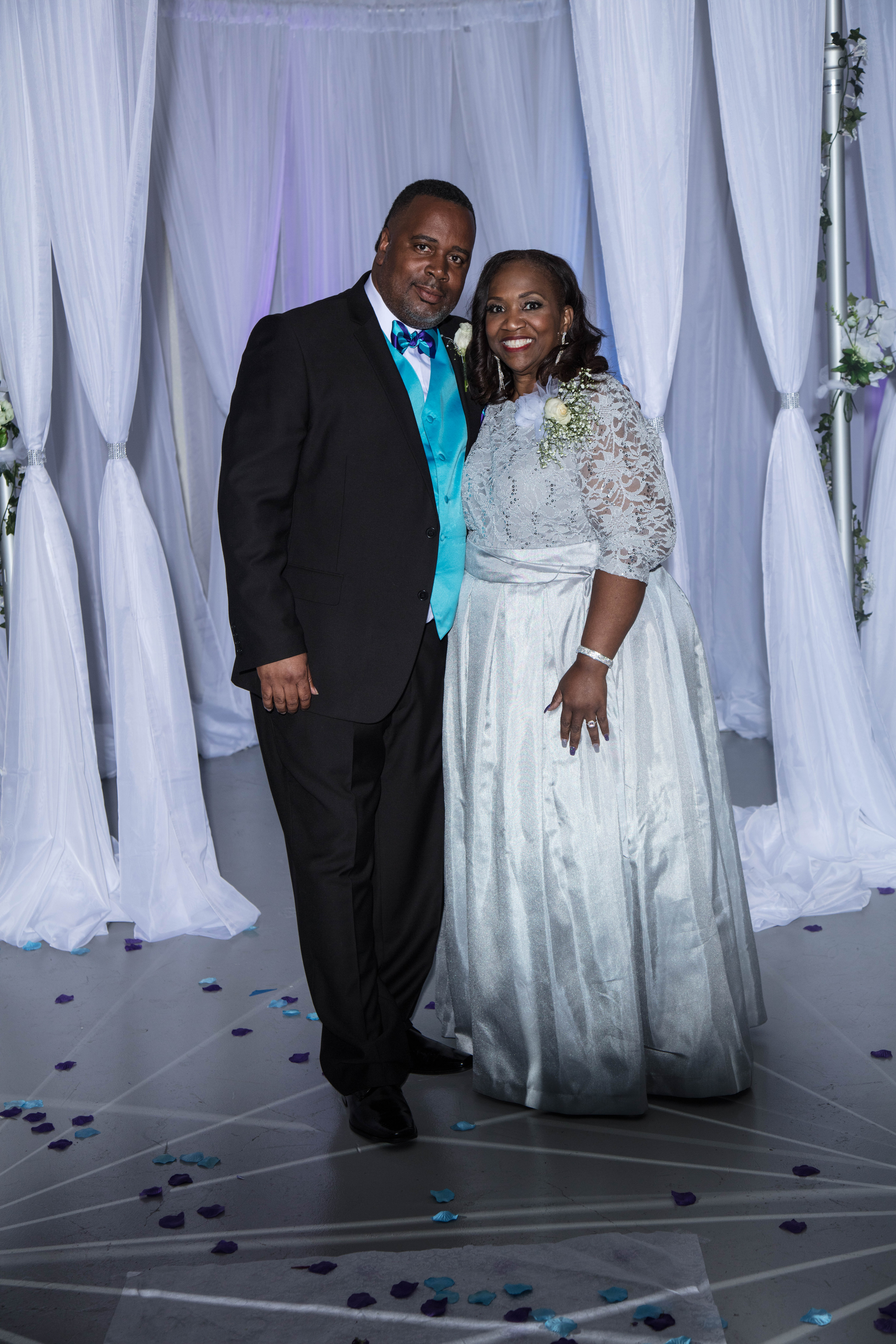 Miller and Yolanda Wilson III Wedding (170)