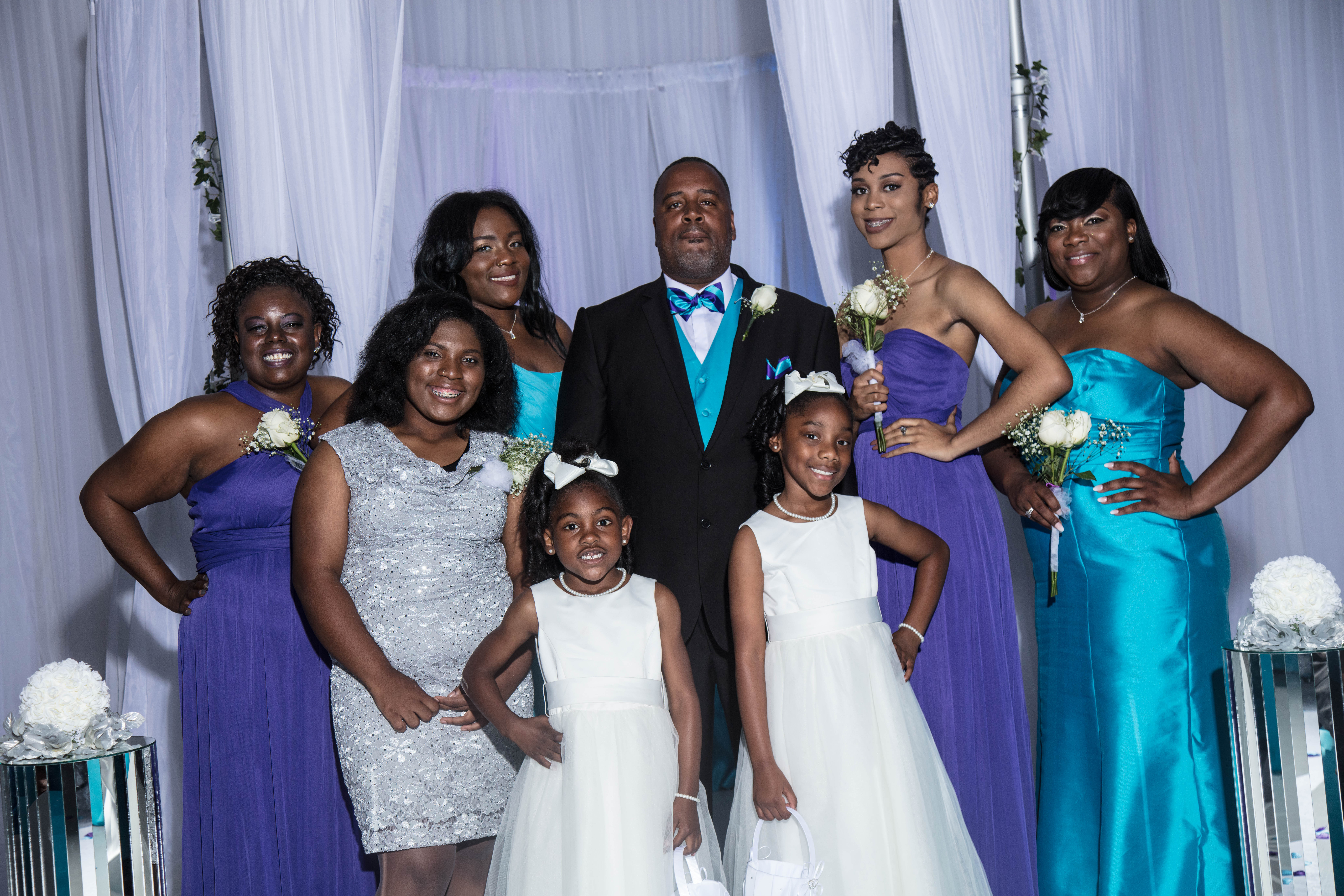 Miller and Yolanda Wilson III Wedding (117)