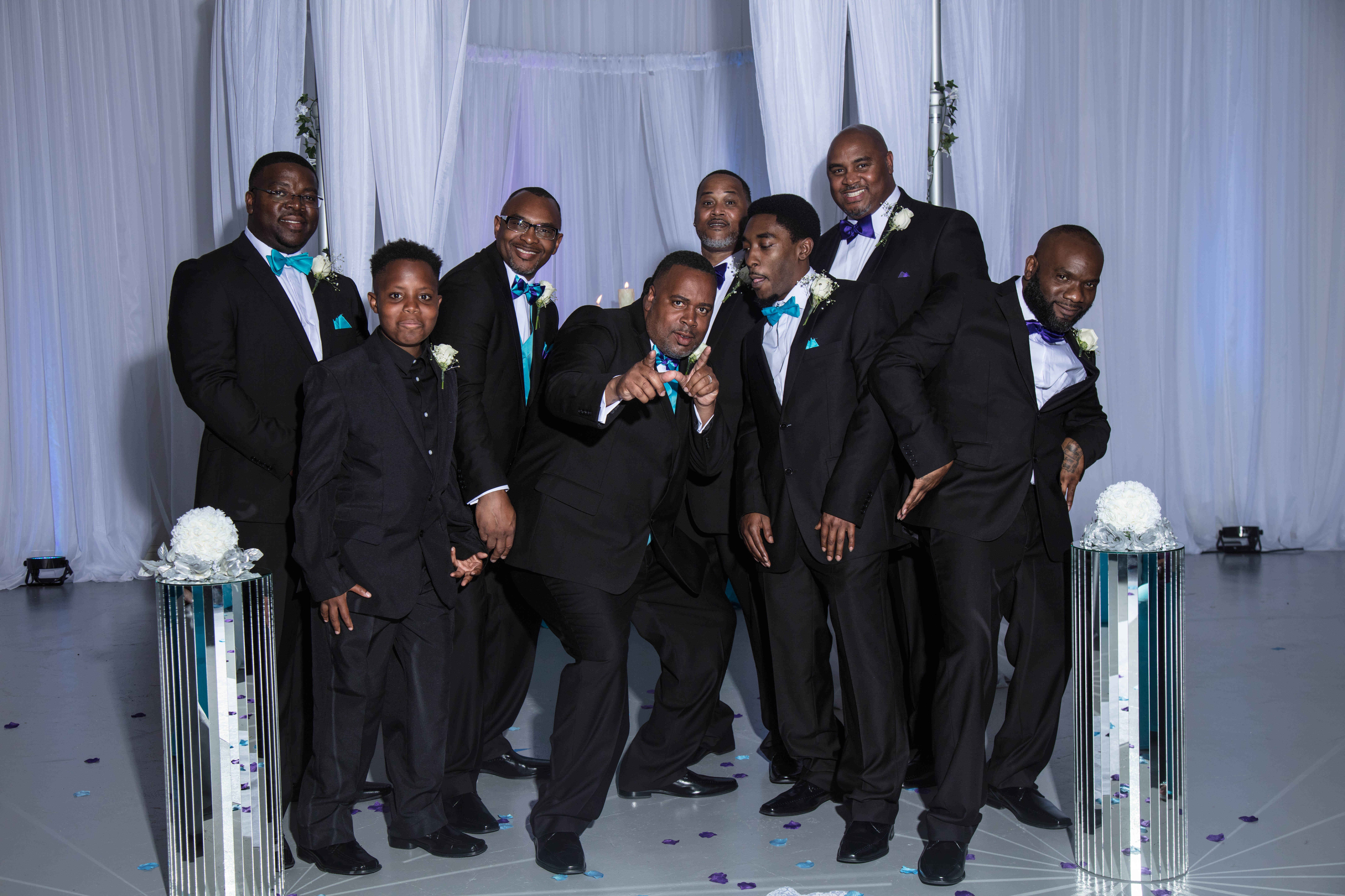 Miller and Yolanda Wilson III Wedding (125)