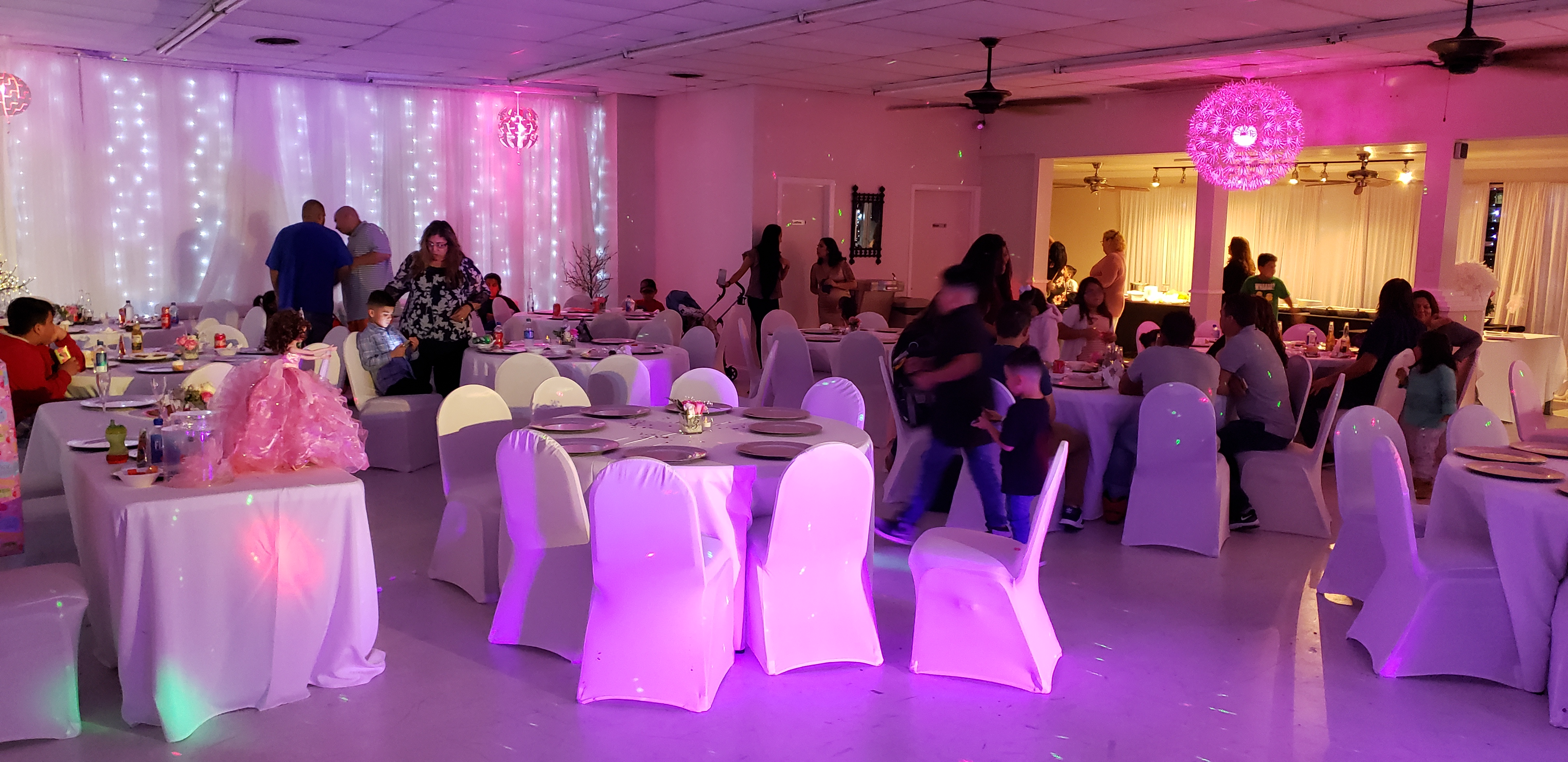 Gray's Event Center Mexican party (7)
