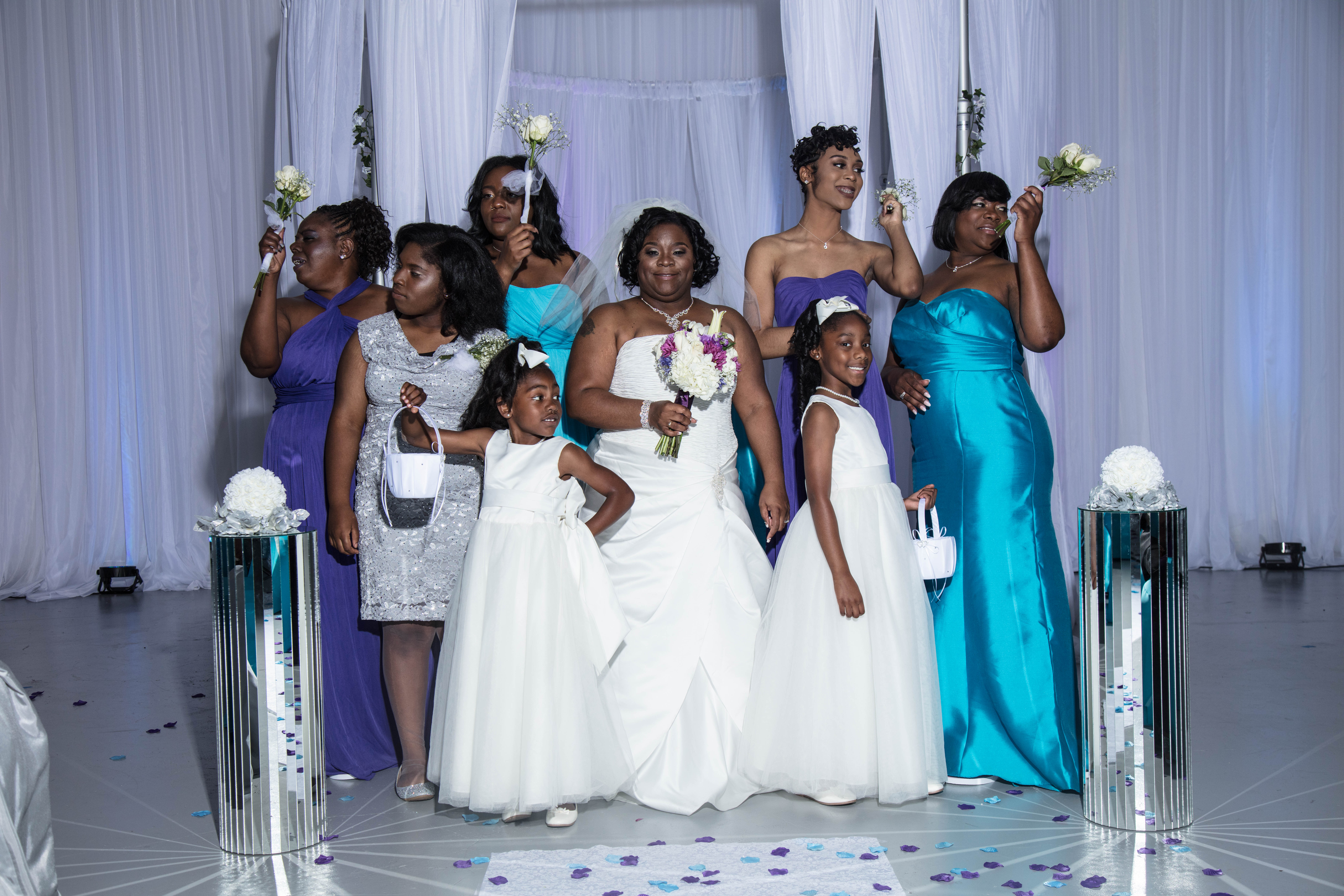 Miller and Yolanda Wilson III Wedding (111)