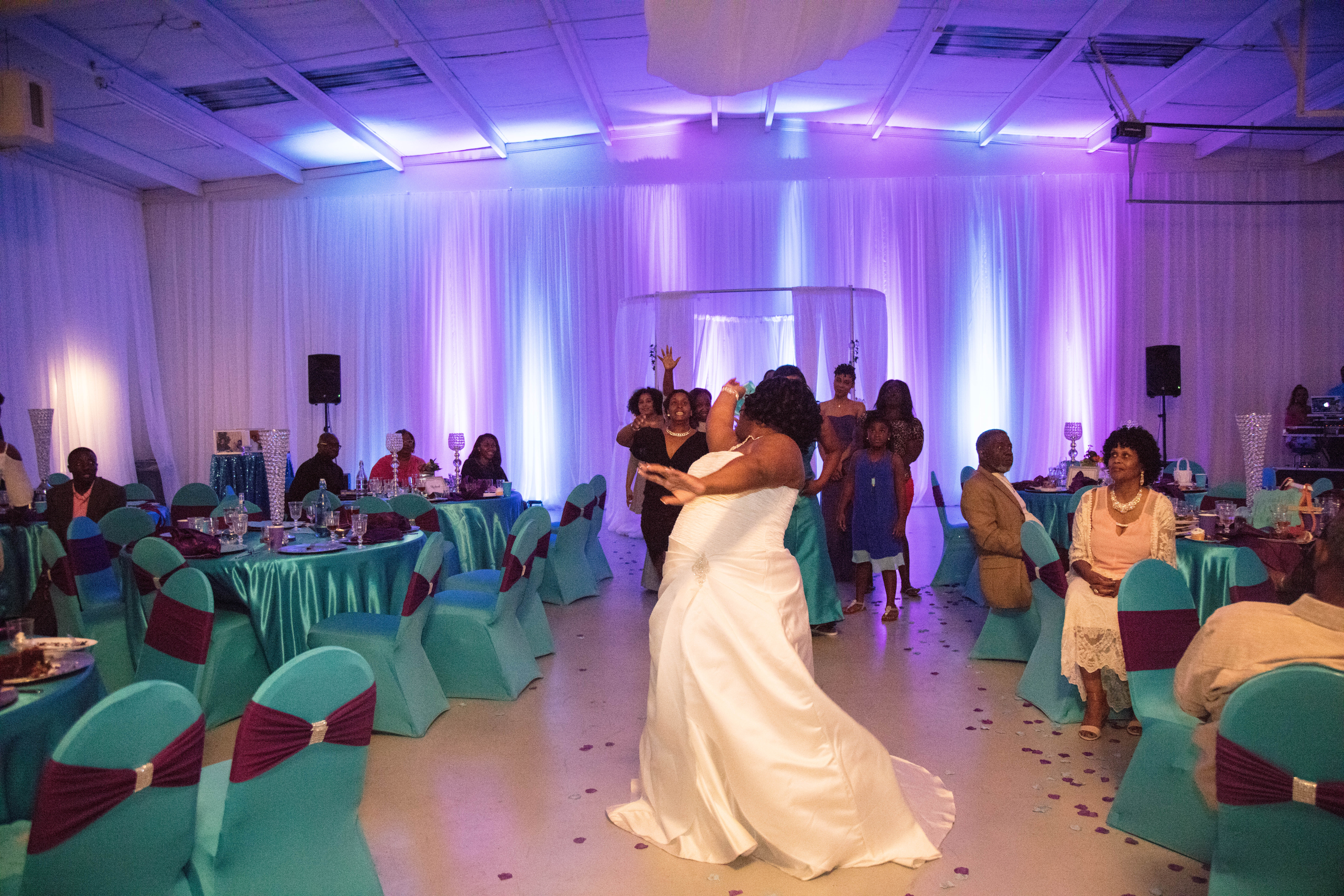 Miller and Yolanda Wilson III Wedding (415)