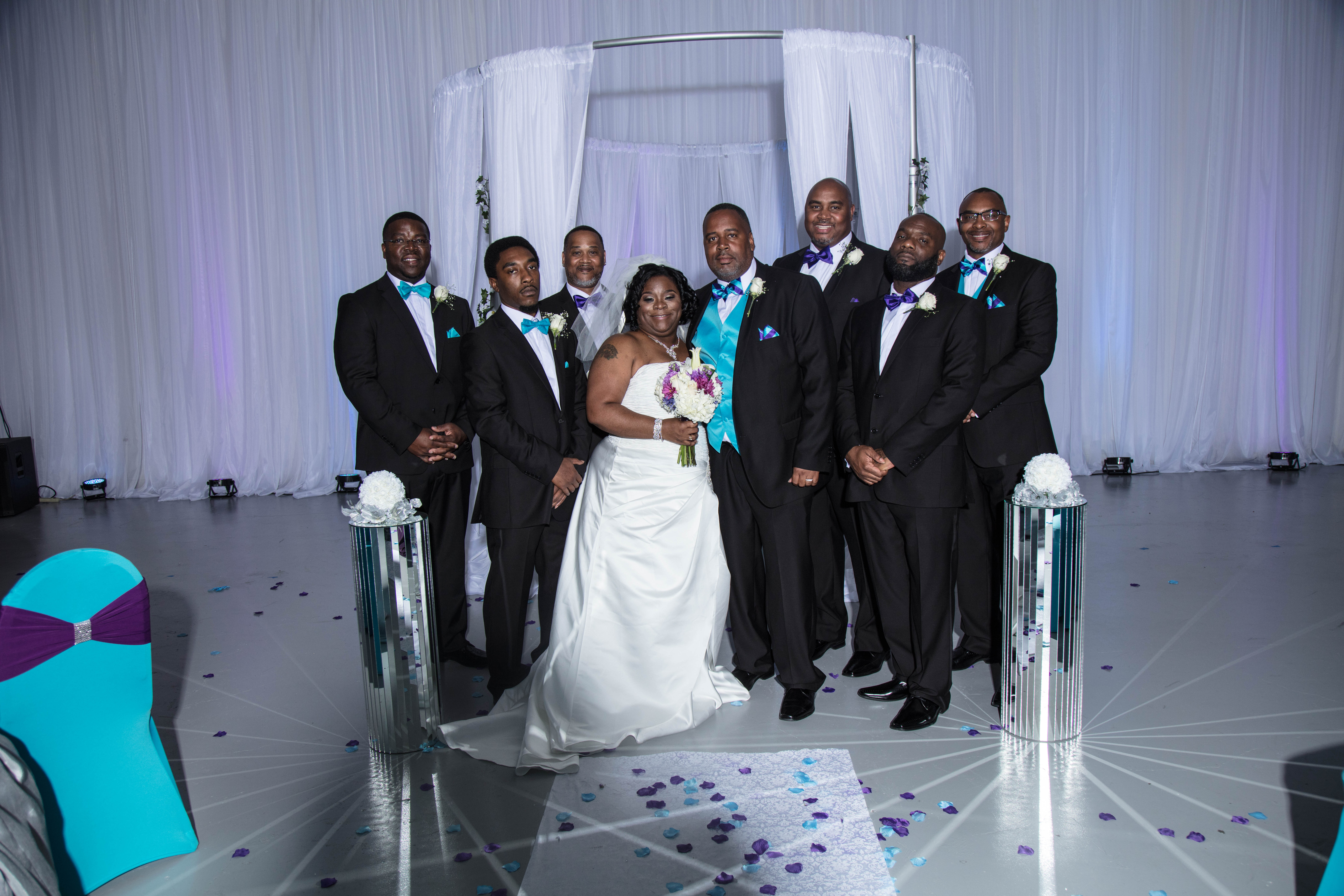 Miller and Yolanda Wilson III Wedding (175)