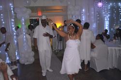 55 Birthday Party All White LaRhonda Mays (26)