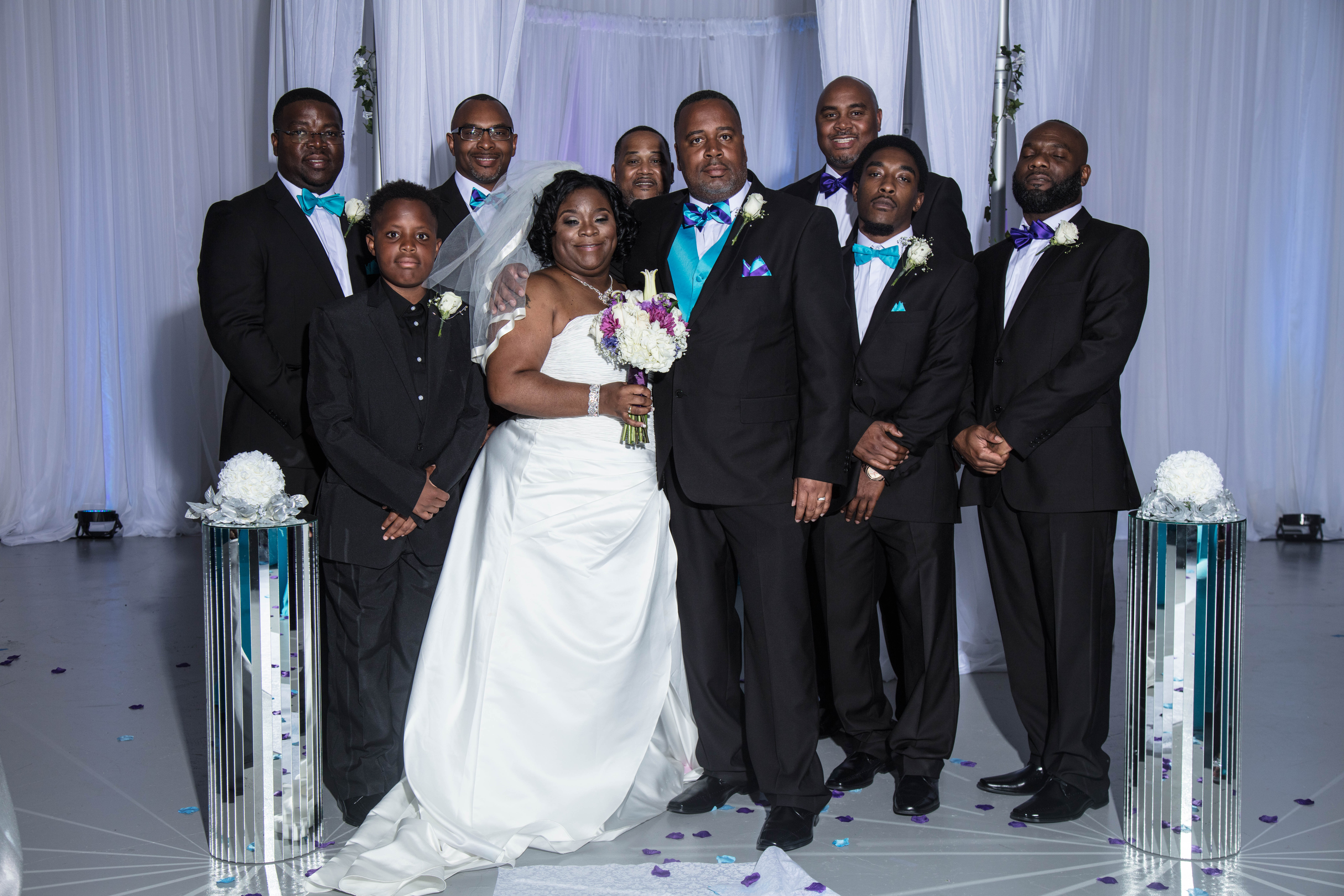 Miller and Yolanda Wilson III Wedding (126)