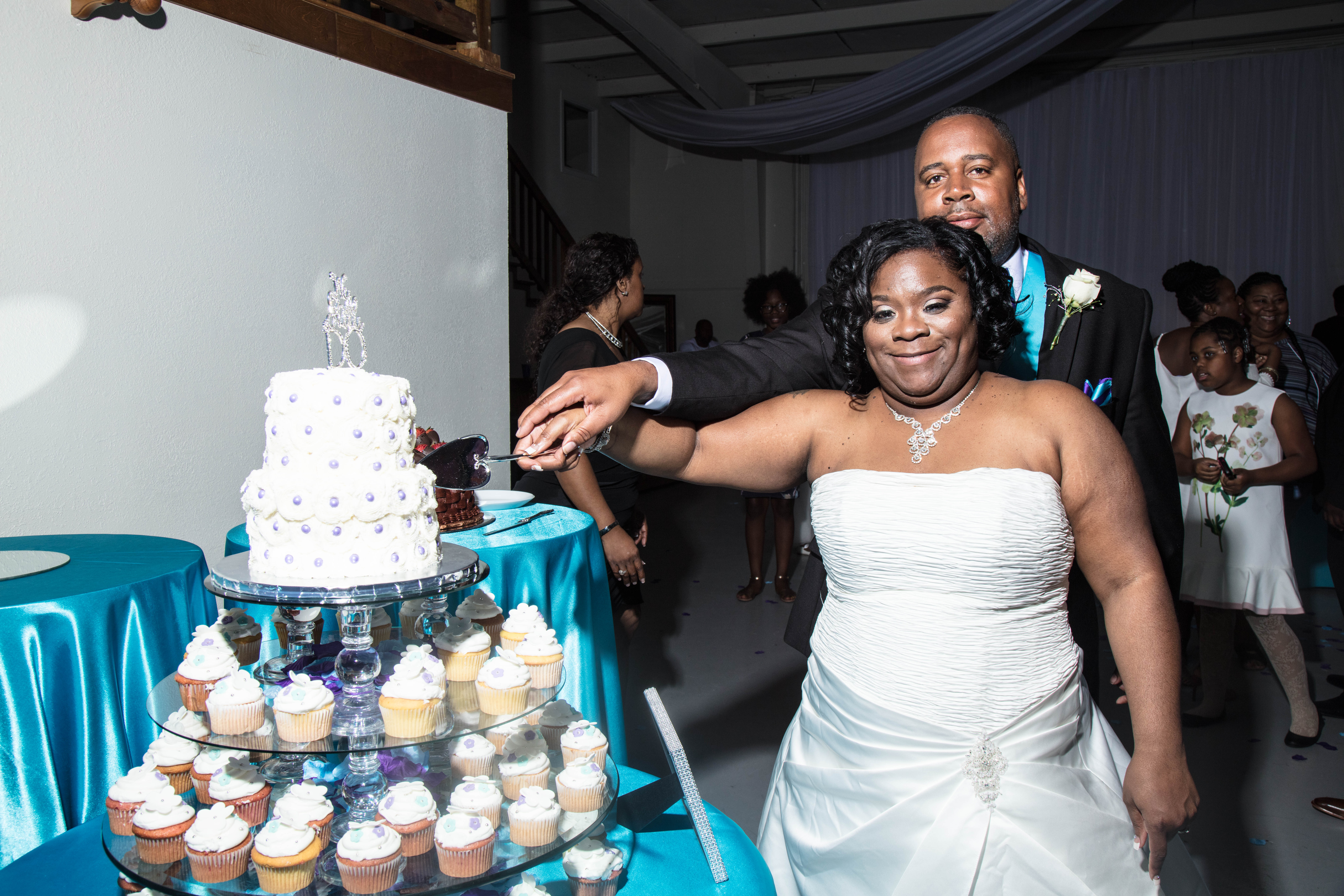 Miller and Yolanda Wilson III Wedding (210)